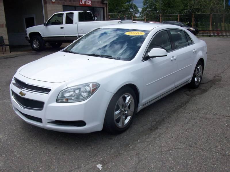 2010 Chevrolet Malibu car for sale in Detroit