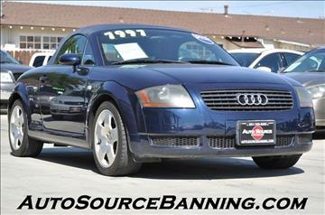 2002 Audi TT for sale in Banning, CA