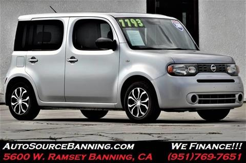 2009 Nissan cube for sale in Banning, CA