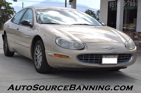 1999 Chrysler Concorde for sale in Banning, CA
