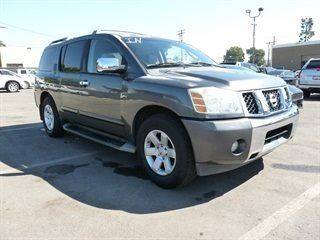 2004 Nissan Armada for sale in Banning, CA