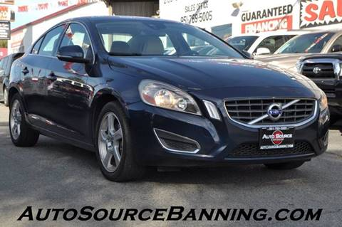 2012 Volvo S60 for sale in Banning, CA