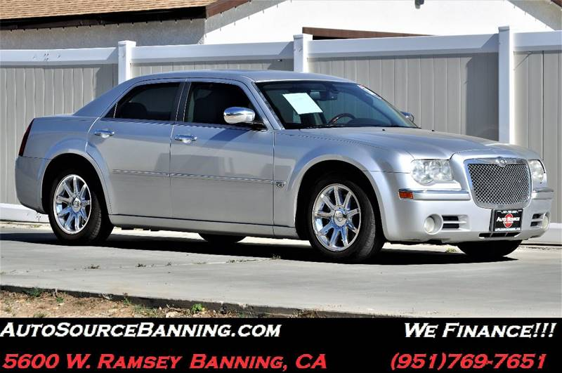 2006 Chrysler 300 C In Banning, CA - Auto Source