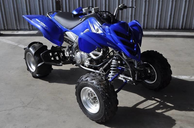 2006 Yamaha Raptor for sale at Auto Source in Banning CA