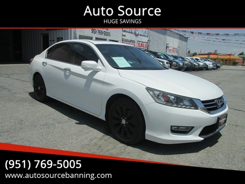 Honda For Sale in Banning, CA - Auto Source