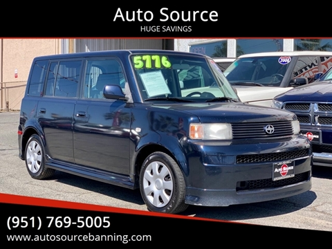 2005 Scion xB for sale in Banning, CA