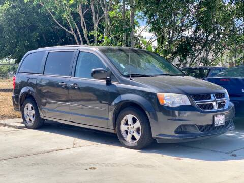 2012 Dodge Grand Caravan for sale at Auto Source in Banning CA
