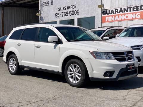2013 Dodge Journey for sale at Auto Source in Banning CA