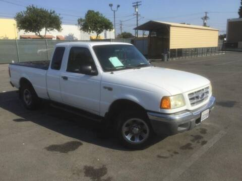 2002 Ford Ranger for sale at Auto Source in Banning CA