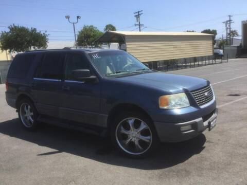 2003 Ford Expedition for sale at Auto Source in Banning CA