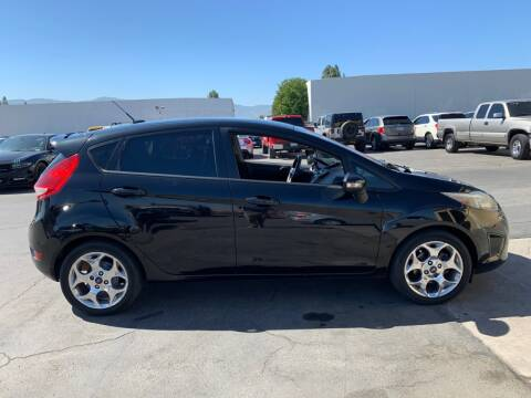 2013 Ford Fiesta for sale at Auto Source in Banning CA