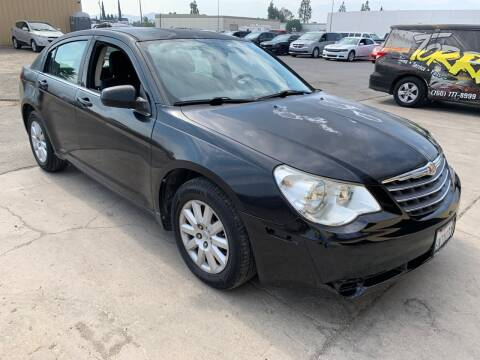 2010 Chrysler Sebring for sale at Auto Source in Banning CA