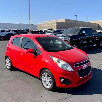 2013 Chevrolet Spark for sale at Auto Source in Banning CA