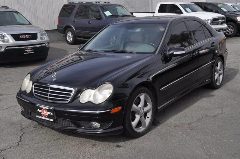 2006 mercedes benz c class in banning ca auto source. Black Bedroom Furniture Sets. Home Design Ideas