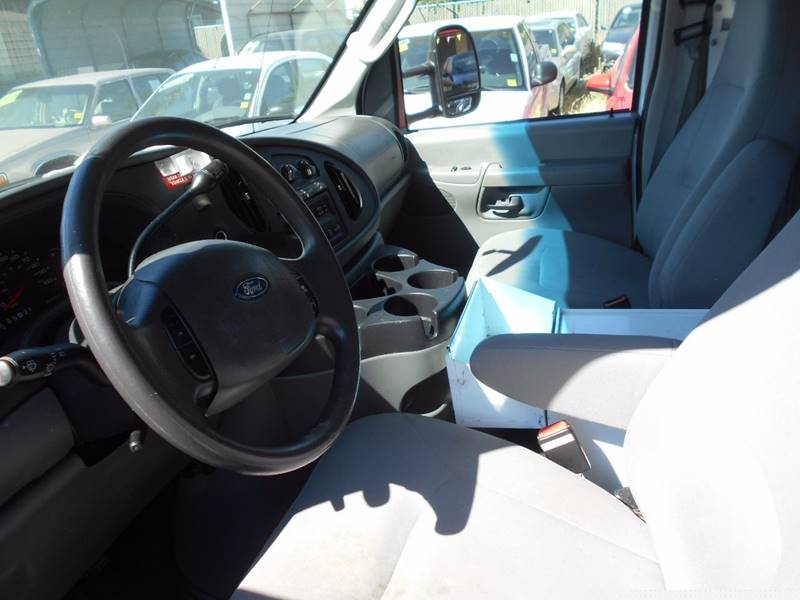2007 Ford E-Series Cargo for sale at CALIFORNIA AUTOMART in San Jose CA