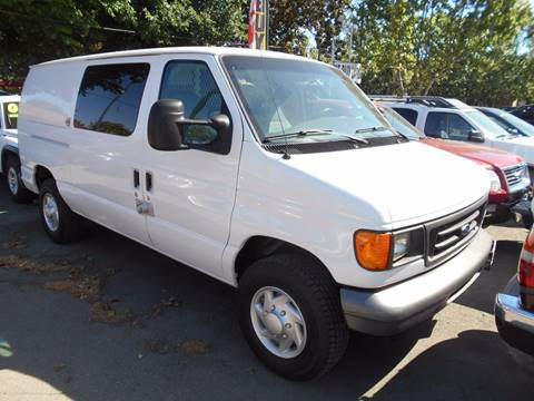 2007 Ford E-Series Cargo for sale in Gilroy, CA