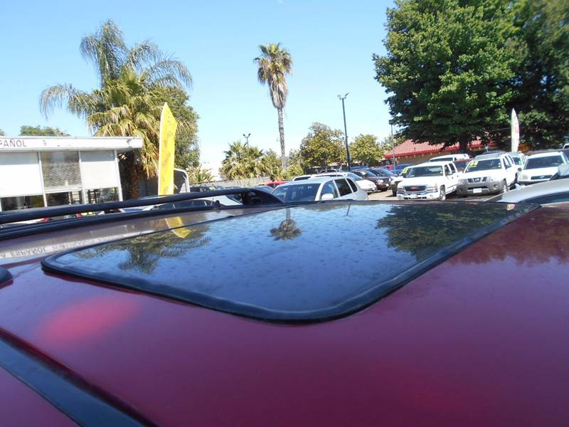 1998 Mitsubishi Montero Sport for sale at CALIFORNIA AUTOMART in San Jose CA