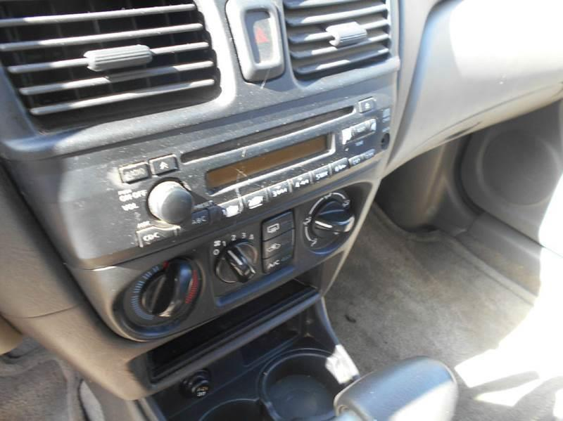 2004 Nissan Sentra for sale at CALIFORNIA AUTOMART in San Jose CA