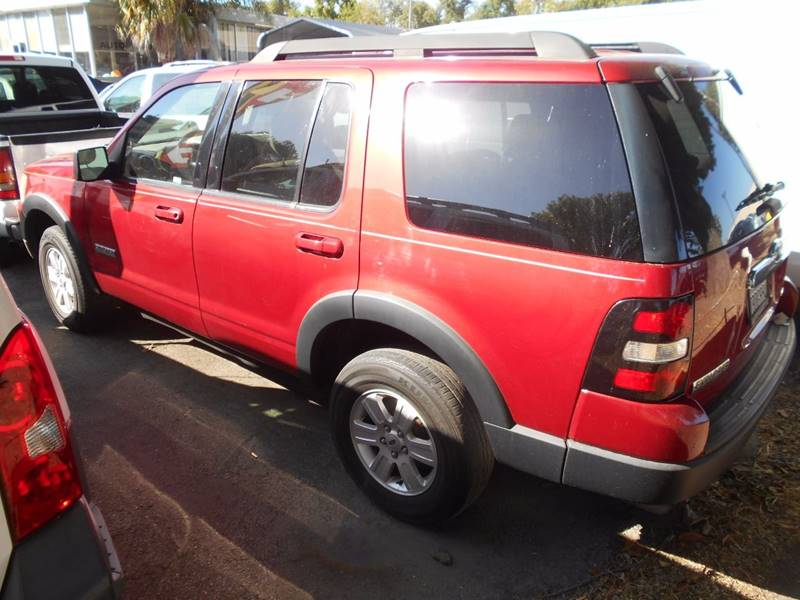 2007 Ford Explorer for sale at CALIFORNIA AUTOMART in San Jose CA