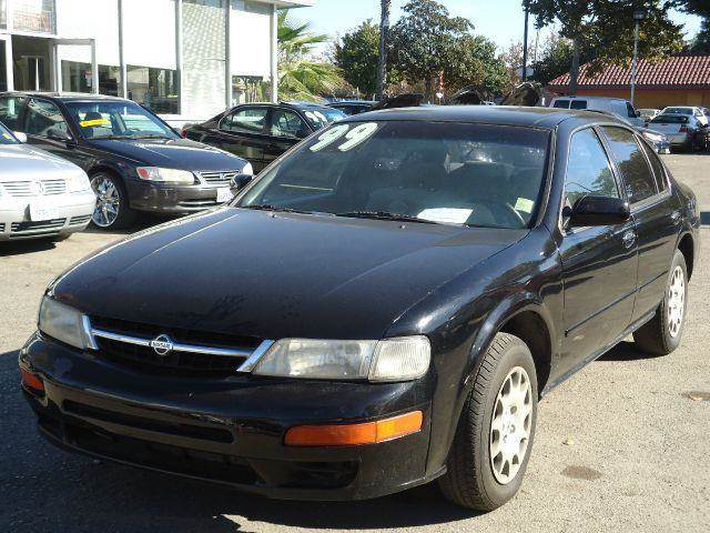 1999 Nissan Maxima Car For Sale: 1999 Nissan Maxima In Gilroy CA