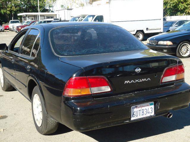 1999 Nissan Maxima for sale at CALIFORNIA AUTOMART in San Jose CA