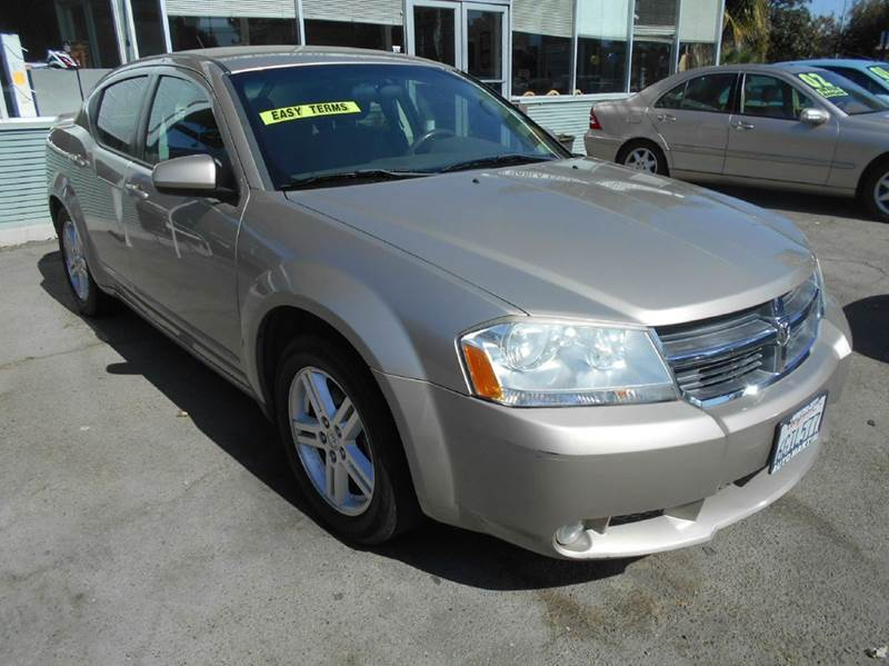 2009 Dodge Avenger for sale at CALIFORNIA AUTOMART in San Jose CA