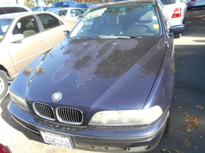 2000 BMW 5 Series for sale at CALIFORNIA AUTOMART in San Jose CA