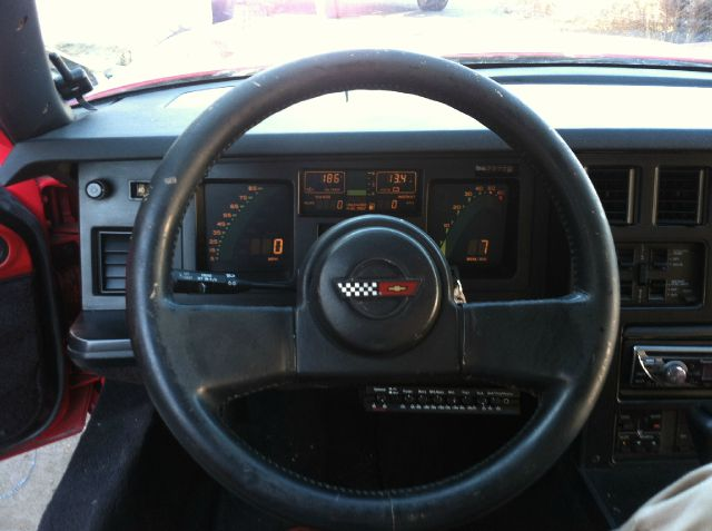 1989 Chevrolet Corvette for sale at CALIFORNIA AUTOMART in San Jose CA