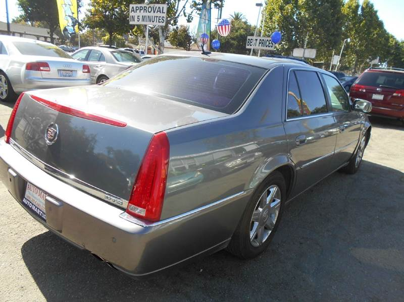 2006 Cadillac DTS for sale at CALIFORNIA AUTOMART in San Jose CA