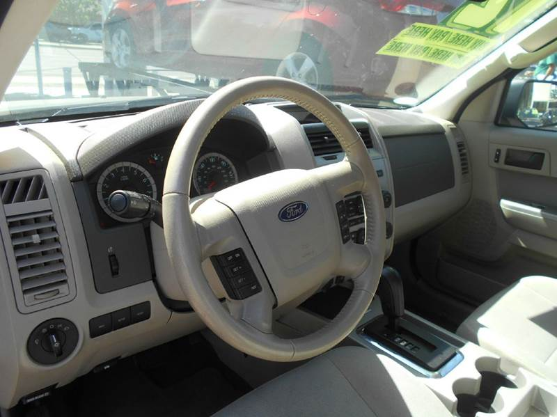 2012 Ford Escape for sale at CALIFORNIA AUTOMART in San Jose CA