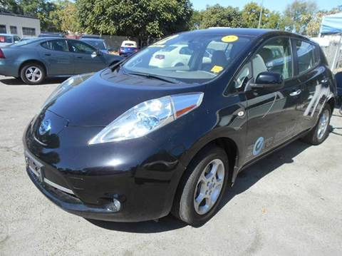 2012 Nissan LEAF for sale in Gilroy, CA