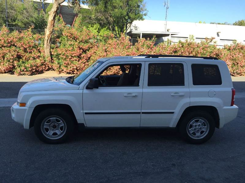 2010 Jeep Patriot for sale at CALIFORNIA AUTOMART in San Jose CA