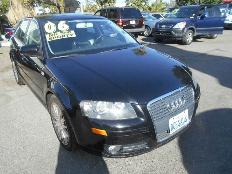 2006 Audi A3 for sale at CALIFORNIA AUTOMART in San Jose CA