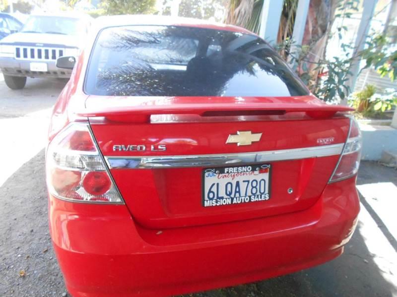 2008 Chevrolet Aveo for sale at CALIFORNIA AUTOMART in San Jose CA