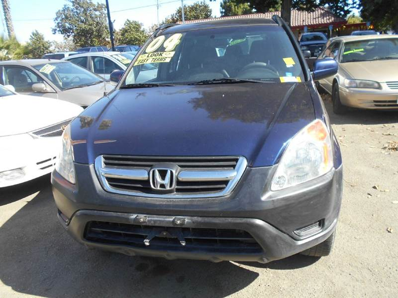 2004 Honda CR-V for sale at CALIFORNIA AUTOMART in San Jose CA
