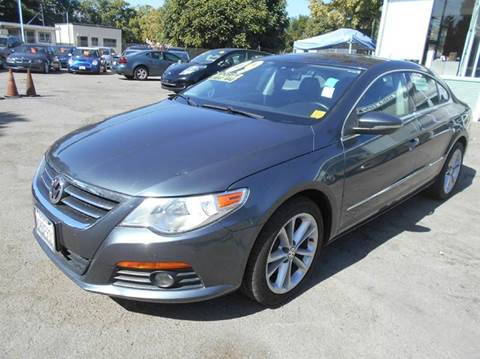 2009 Volkswagen CC for sale at CALIFORNIA AUTOMART in San Jose CA