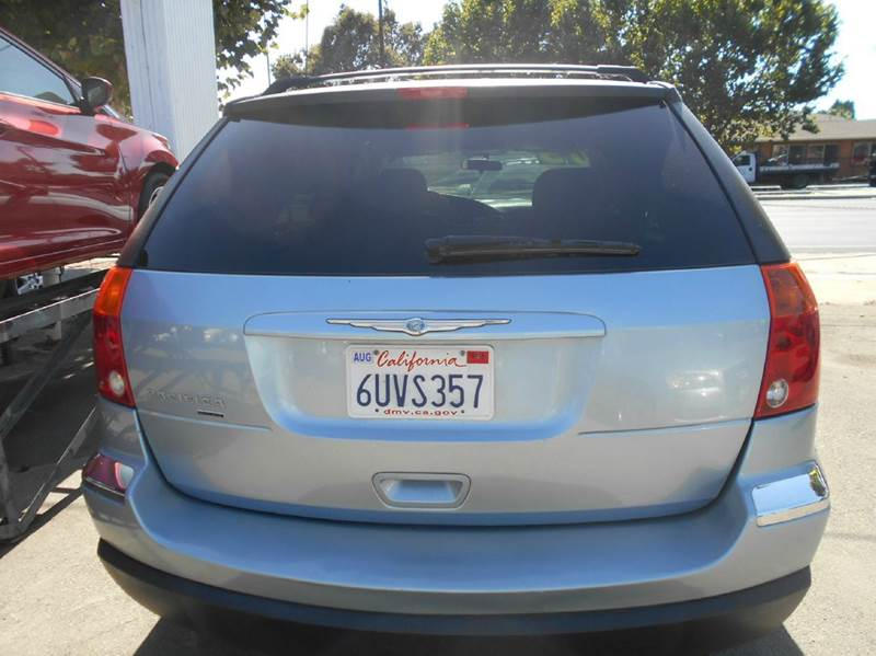 2005 Chrysler Pacifica for sale at CALIFORNIA AUTOMART in San Jose CA