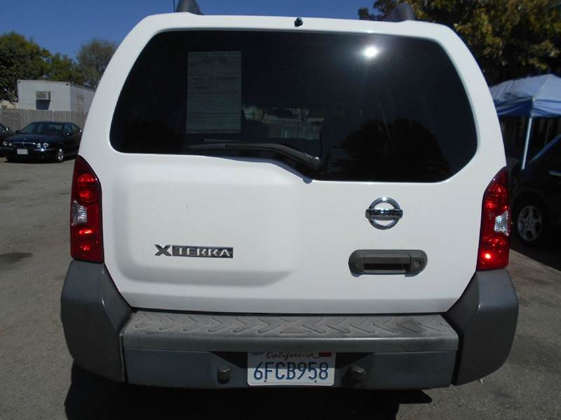 2008 Nissan Xterra for sale at CALIFORNIA AUTOMART in San Jose CA