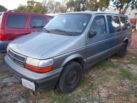 Dodge Grand Caravan For Sale >> 1994 Dodge Grand Caravan For Sale In Massachusetts Carsforsale Com