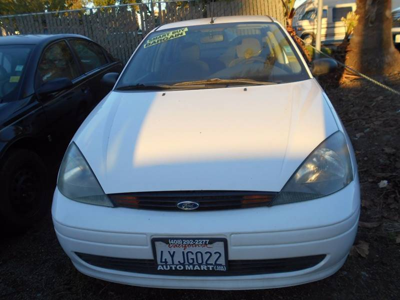 2003 Ford Focus for sale at CALIFORNIA AUTOMART in San Jose CA