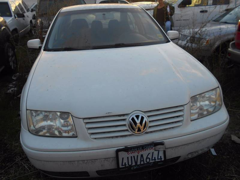 2002 Volkswagen Jetta for sale at CALIFORNIA AUTOMART in San Jose CA