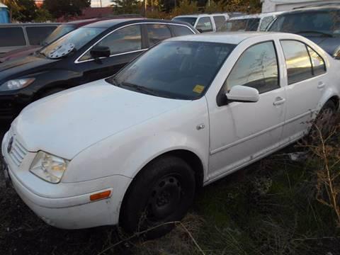 2002 Volkswagen Jetta for sale at CALIFORNIA AUTOMART in San Jose CA