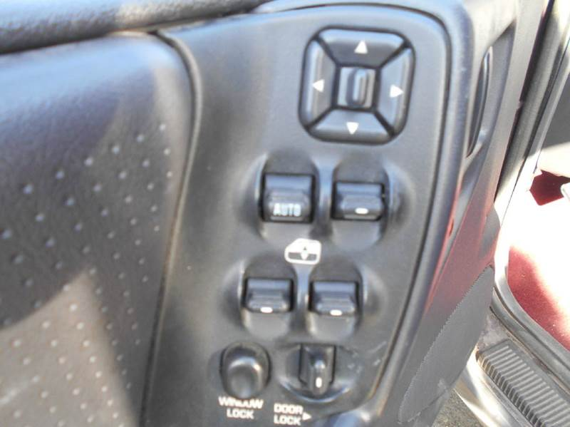 1996 Jeep Grand Cherokee for sale at CALIFORNIA AUTOMART in San Jose CA