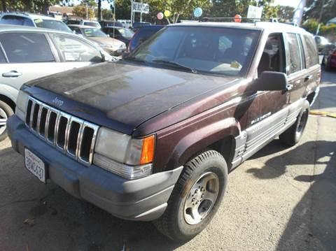 1996 jeep grand cherokee for sale. Black Bedroom Furniture Sets. Home Design Ideas