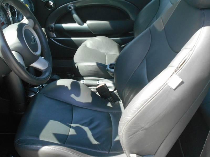 2006 MINI Cooper for sale at CALIFORNIA AUTOMART in San Jose CA