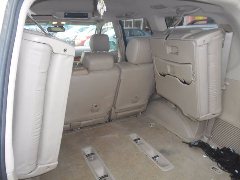 2007 Lexus GX 470 for sale at CALIFORNIA AUTOMART in San Jose CA