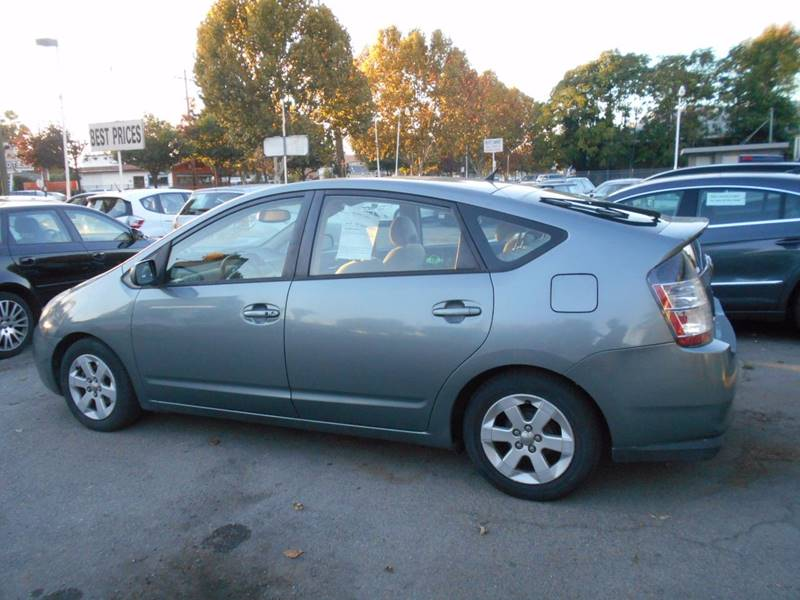 2005 Toyota Prius for sale at CALIFORNIA AUTOMART in San Jose CA
