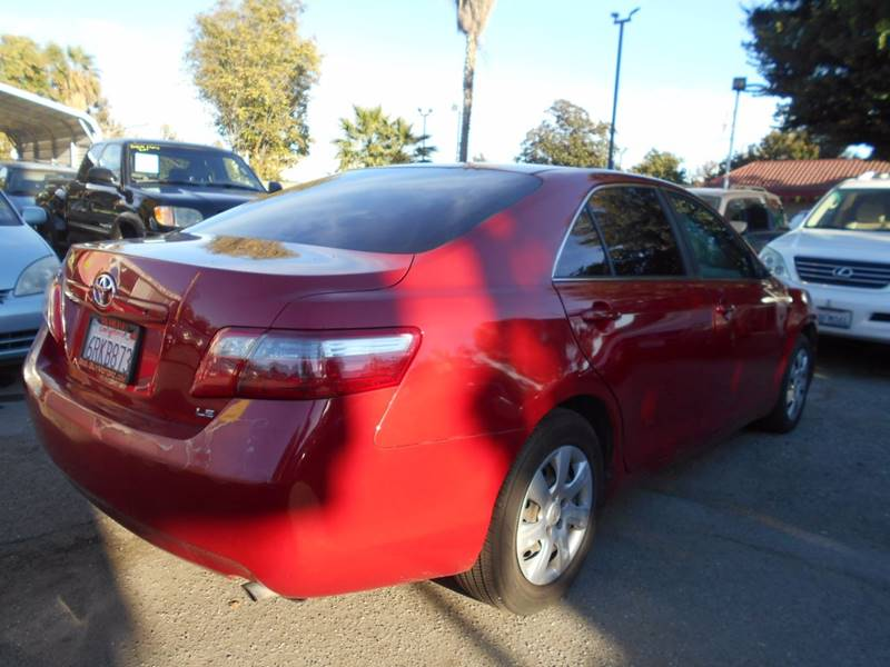 2007 Toyota Camry for sale at CALIFORNIA AUTOMART in San Jose CA