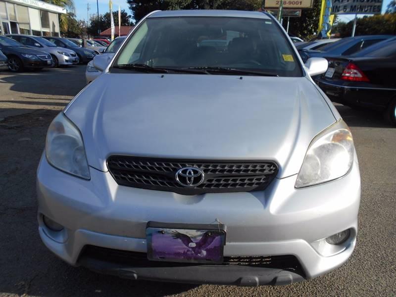 2008 Toyota Matrix for sale at CALIFORNIA AUTOMART in San Jose CA