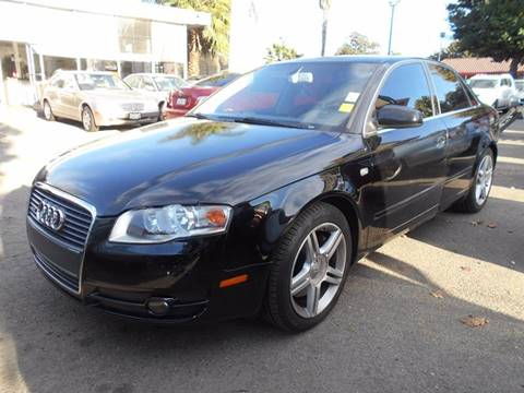 2005 Audi A4 for sale at CALIFORNIA AUTOMART in San Jose CA